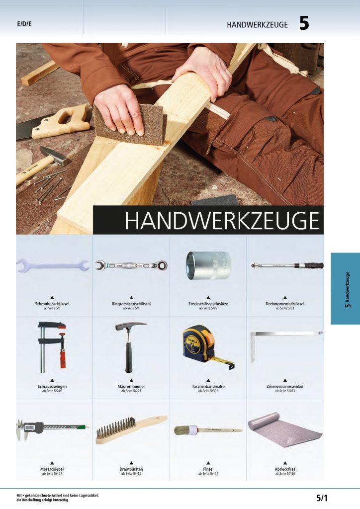 Titelbild Handwerkzeuge