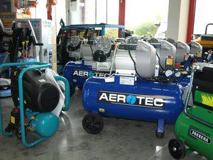 Leistungen Kompressoren Aerotec